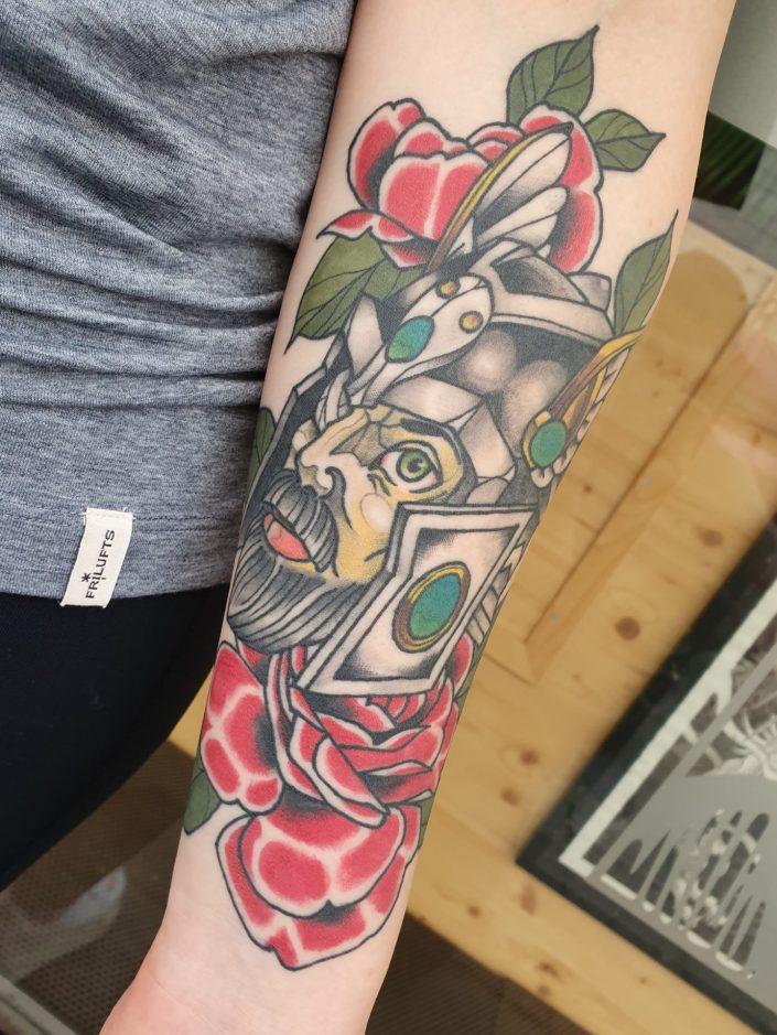 Tattoo von Matthias