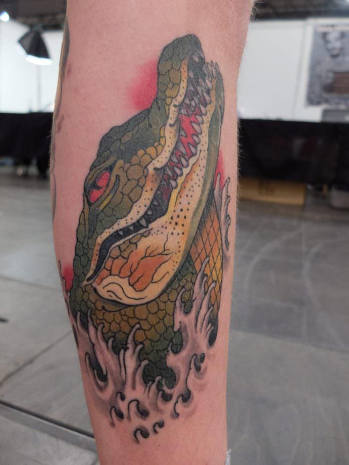 Karlsruhe Tattoo